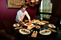 Chef-Ibrahim-Alsharief-Menu-Creation