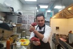 Talented-Chef-Ibrahim-AlSharief-in-Kuwait
