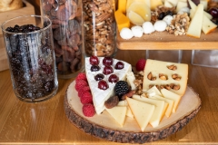 Simsim-Catering-Cheese-Display
