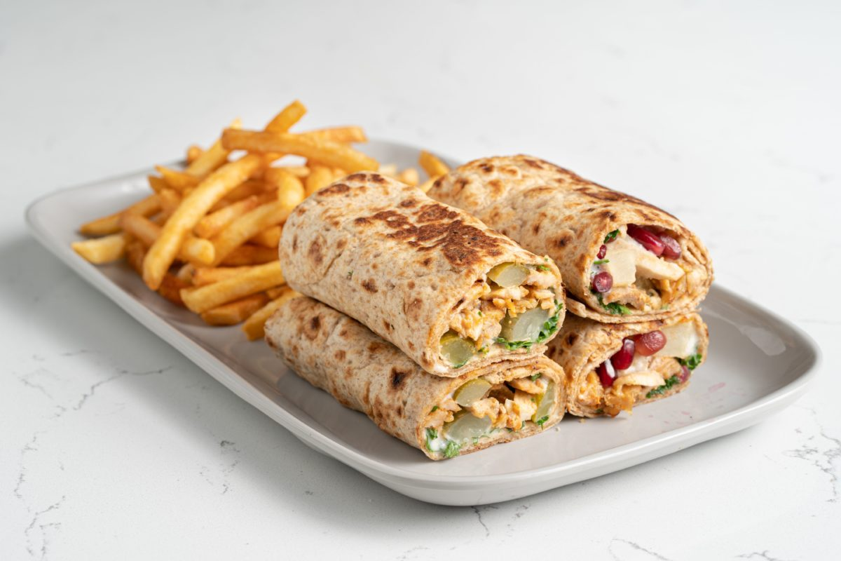Get Shawarmas for a STEAL?starting from $5.49
